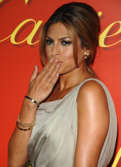 Super Star with Cartier Love Bracelet