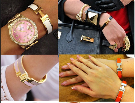 Hermes Clic H Bracelet Replica