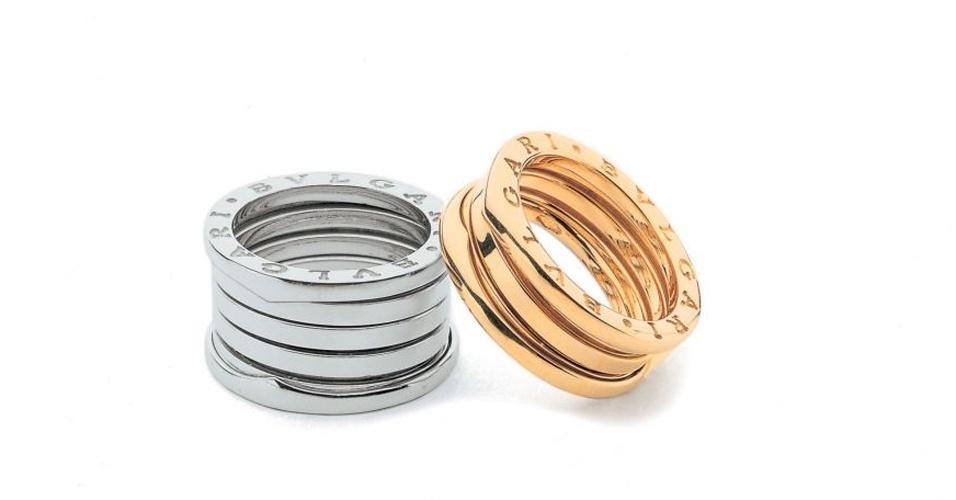 Bvlgari B.zero1 Brand Ring