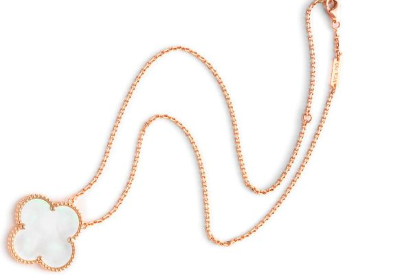 Van Cleef & Arpels Magic Alhambra Necklace