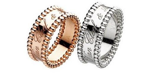 Van Cleef & Arpels Perlee Ring
