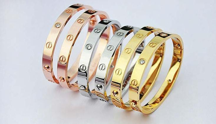 Cartier Love Bracelet For Men