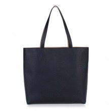 Hermes Leather Shoulder Bag H1039 Black
