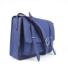 Hermes Evelyne Bag blue