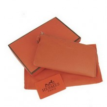 Hermes Zip Around Wallet Great strength Veins H010