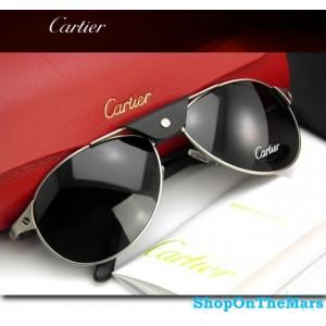 Cartier Polarized Sunglasses Resin Lens