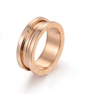 Cheap Bvlgari B.ZERO 1 Ring in 18kt Pink Gold