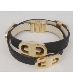 Bvlgari Parentesi Bracelet in 18kt Yellow Gold
