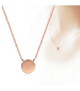 Cartier Bead Charm Necklace in 18kt Pink Gold