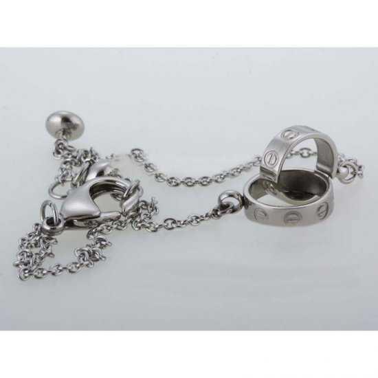 Cartier Love Bracelet in Stainless Steel