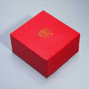 Cartier Red Jewelry Boxes Set