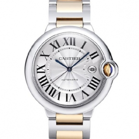 Cheap sale Cartier Ballon Bleu Mens Watch Stainless Steel Swiss Automatic