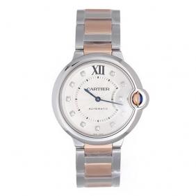 Hot Sale Ladies Ballon Bleu De Cartier Watch Replica in cl1166.com