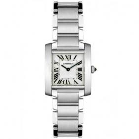 Replica Cartier Tank Francaise Quartz Movement Cartier Watch 2014