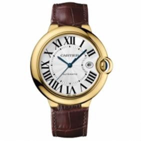 Buy Cheap Ballon Bleu de Cartier Mens Yellow Gold Automatic Watches