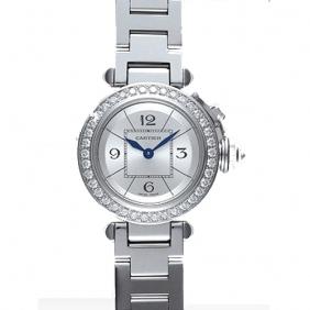 Top Grade Luxury Cartier Watch Pasha Diamond Watch For Womens