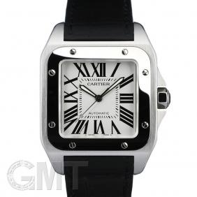 Hot Sale Black Cartier Santos Automatic Mens Watch Replica