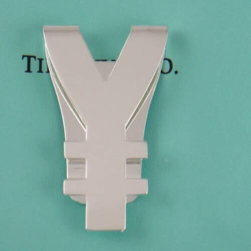 Exquisite design Tiffany and Co RMB symbol money clip