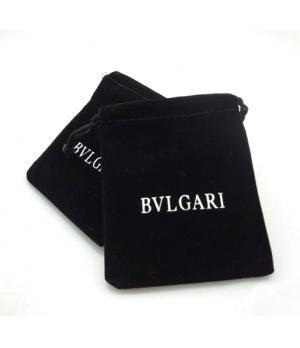 Bvlgari Jewelry Velvet Pouch - 10cm * 8cm