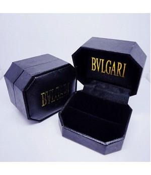 Bvlgari Rings Box, Bulgari Earrings Box - 6cm x 5cm x 4cm