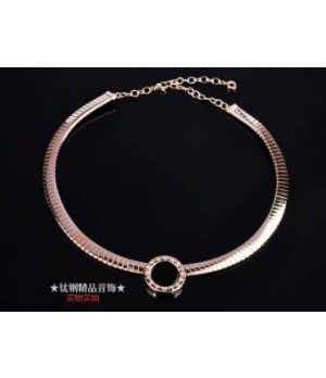 Bvlgari Parentesi Bracelet in 18kt Pink Gold