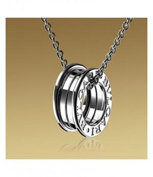 Bvlgari Parentesi Bracelet in 18kt White Gold