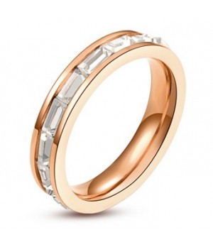 Cartier D'Amour Wedding Band Ring, Pink Gold With Diamonds Paved