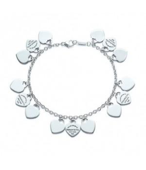 Tiffany MINI heart-shaped tag bracelet wholesale