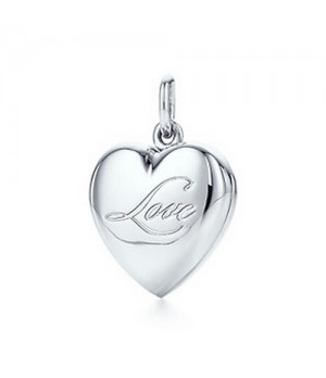 Tiffany Love locket
