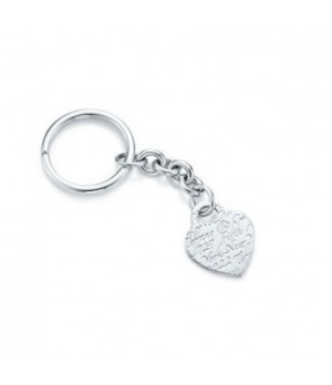 Tiffany Mageweave Heart keyring outlet