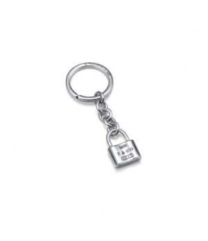 Tiffany T&CO lock keyring on sale