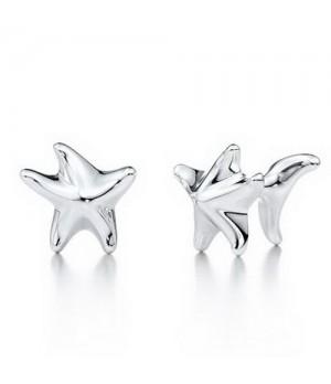 Tiffany Elsa Peretti Starfish Cuff Link replica