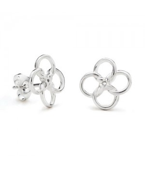 Tiffany Quadrifoglio earrings replica