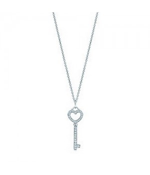 Tiffany Keys Heart key charm