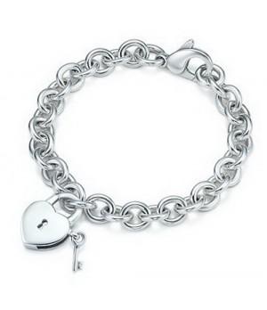 Tiffany Locks heart bracelet discount