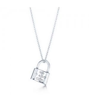 Tiffany 1837 Lock necklace wholesale