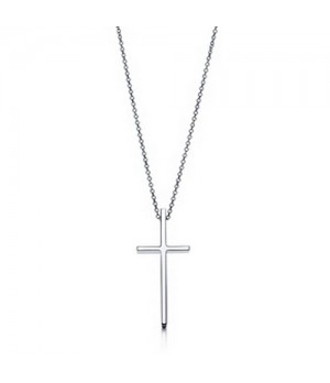 Tiffany Metro Cross pendant
