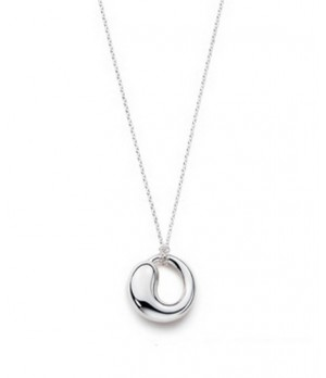 Tiffany Eternal Circle charm and chain