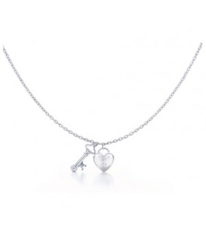 Tiffany key&lock necklace wholesale