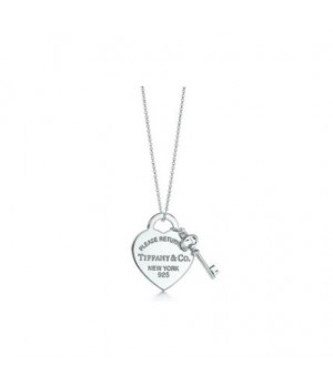 Tiffany key&lock necklace outlet