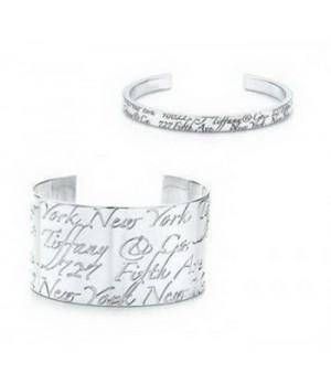 Cheap Tiffany Notes Bracelet Set