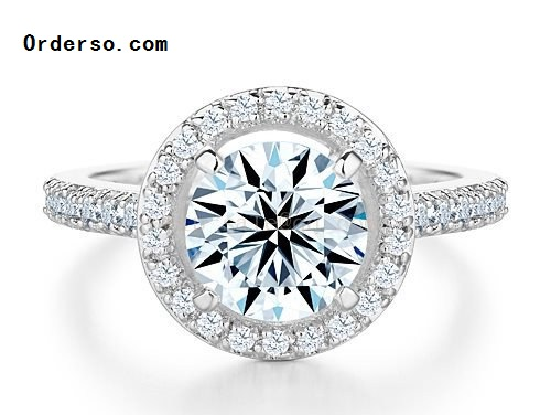 Platinum cartier ring replica