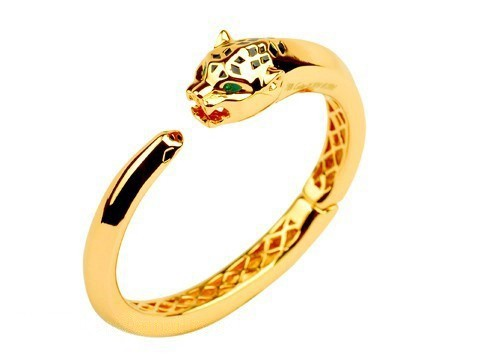Panthere De Cartier Bracelet in 18kt Yellow Gold,REF: N6033401