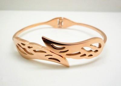 Cartier Wing Bracelet in 18kt Pink Gold