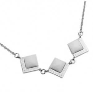 Bvlgari Necklace in 18kt White Gold