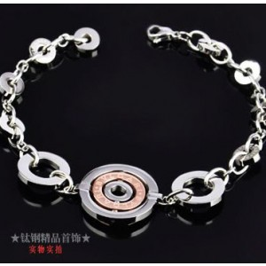 Bvlgari ASTRALE Bracelet in 18kt Pink Gold and White Gold