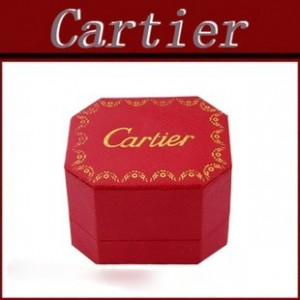 Cartier Ring Box, Cartier Love Ring Box, Large-4CM * 5CM * 6CM