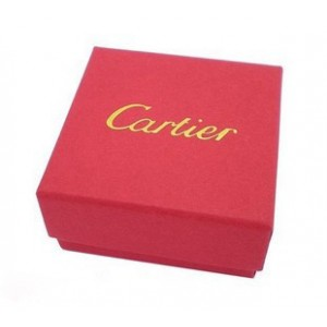 Cartier Jewelry Necklace & Earrings Square Box-7cm * 7cm * 3.5cm