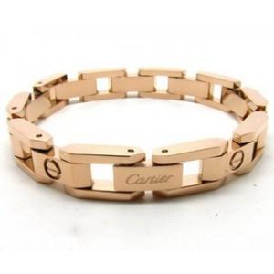 Cartier Maillon Panthere Bracelet, 18k Pink Gold