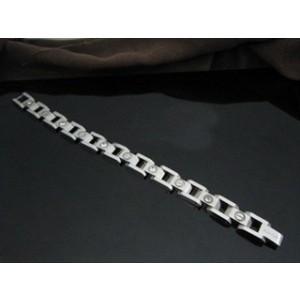Cartier Maillon Panthere Bracelet, 18k White Gold